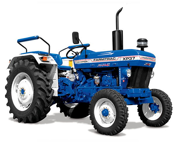 Best Selling Farm Tractor in India, Farmtrac Tractor ...