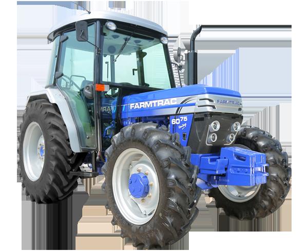 Farmtrac 6075 Pro