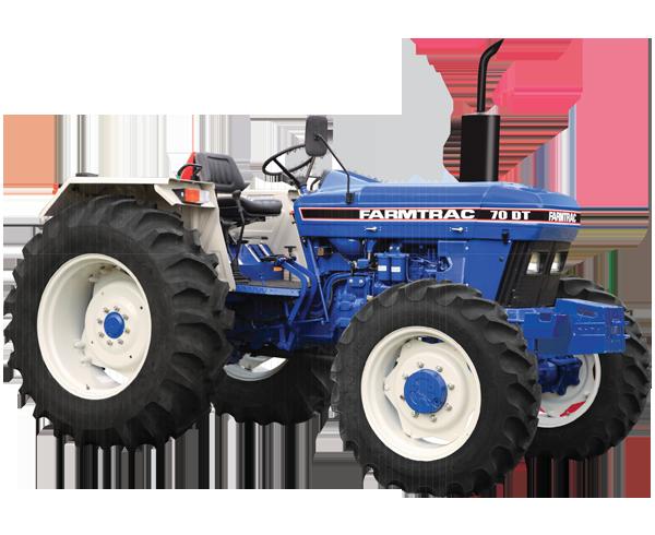 Farmtrac 70 - 2WD / 4WD