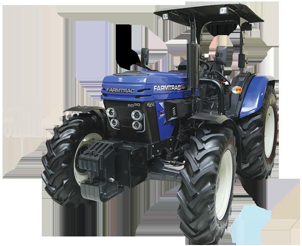 Farmtrac 6090 X PRO