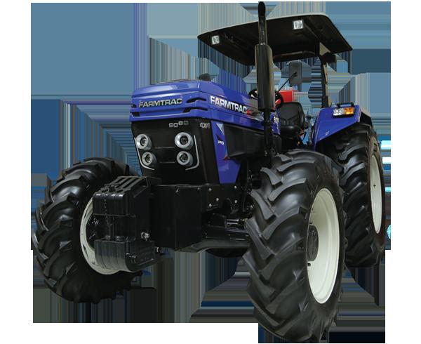 Farmtrac 6080 Pro