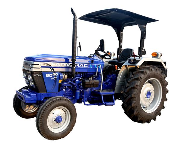 Farmtrac 6050 2WD/4WD