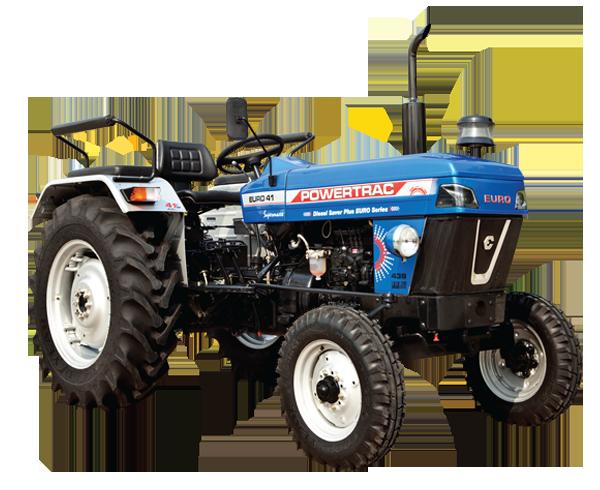 Powertrac EURO 41 2WD