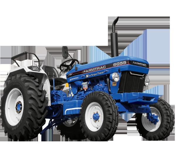 Farmtrac 6055 F20
