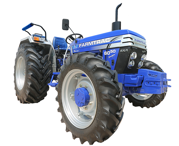 Farmtrac 6050 Executive