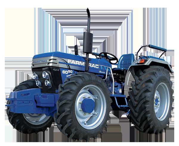 Farmtrac 6050 Executive 4x4