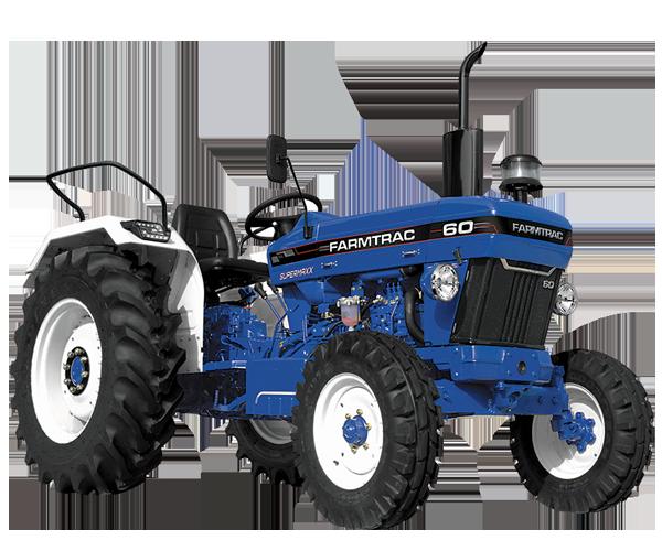 Farmtrac 60 EPI Supermaxx
