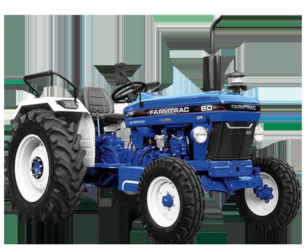 Farmtrac 60 Classic EPI T20