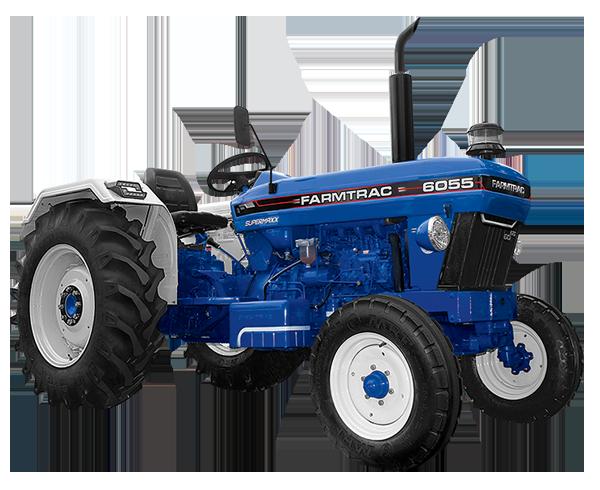 Farmtrac 6055 Classic Pro