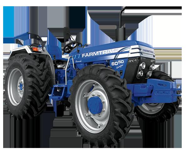 Farmtrac 6050 Ultramaxx